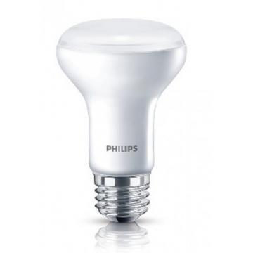 Philips LED Lamp, R20, 6.0W, 2700-2200K, E26