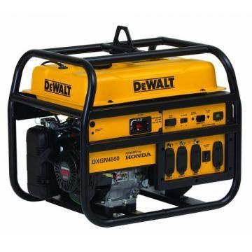 DeWalt Portable Generator 4200 Watts Gas