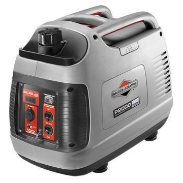 Briggs & Stratton Gas Inverter Generator 1700 Rated Watts
