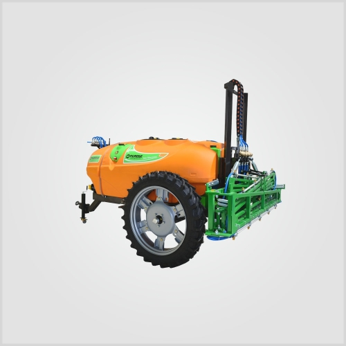 Agrose Trailed Type Hydraulic Lifted Field Sprayer 1200 Liter