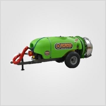 Agrose Trailed Type Turbo Atomizer 1200 Liter