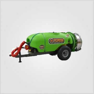 Agrose Trailed Type Turbo Atomizer 1000 Liter