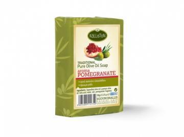 Kalliston Pomegranate Olive Oil Soap