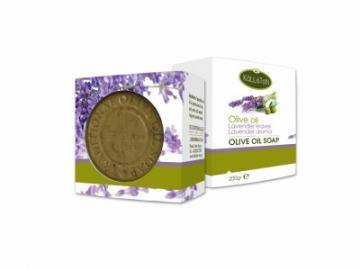 Kalliston Pure Traditional Olive Oil Soap Lavender 200g