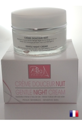 Rose of Bulgaria Gentle night cream