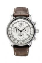 Zeppelin 7680-1 Quartz-controlled Chronograph