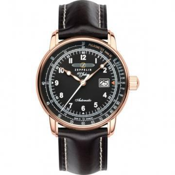 Zeppelin 7654-2 mechanic, Self-winding Men's Watch