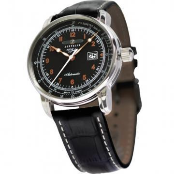 Zeppelin 7654-5 mechanic, Self-winding Men's Watch