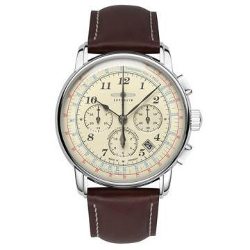Zeppelin 7624-5 LZ126 Los Angeles Chronograph