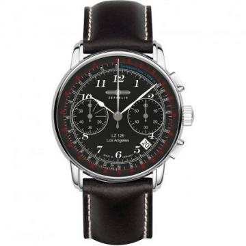 Zeppelin 7614-2 LZ126 Los Angeles Chronograph