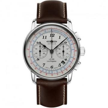Zeppelin 7614-1 LZ126 Los Angeles Chronograph