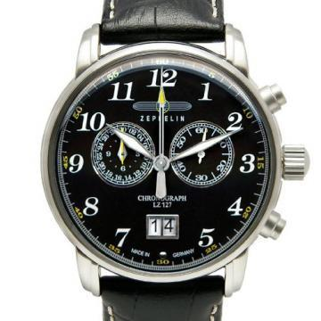 Zeppelin 7686-2 LZ127 Graf Zeppelin Men's Watch
