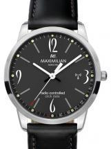 Maximilian 5330-2 Radio Controlled Click Date Watch