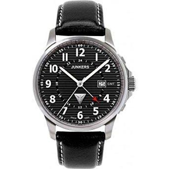 Junkers 6848-2 Tante Ju Men's Watch