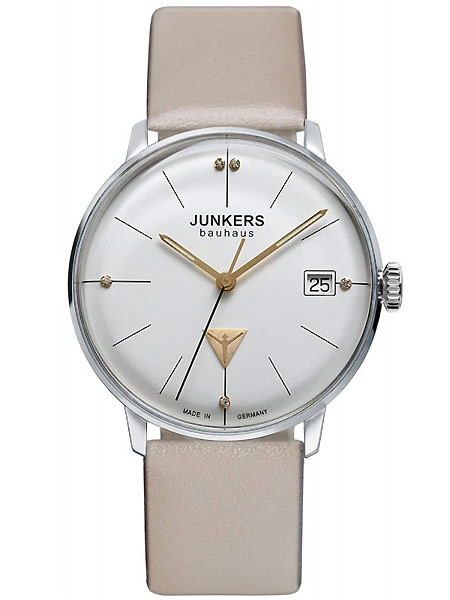 Junkers 6073-5 Bauhaus LADY Watch