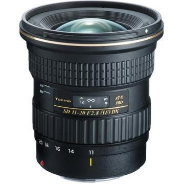 Tokina AT-X 11-20mm f/2.8 PRO Lens for Canon