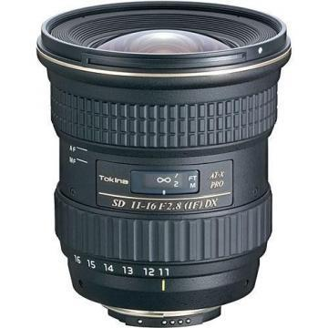 Tokina AT-X 116 PRO DX-II 11-16mm f/2.8 Lens for Nikon