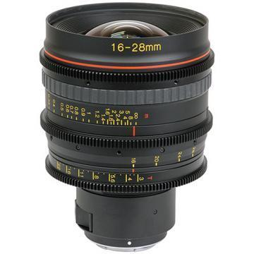 Tokina Cinema 16-28mm T3.0 Lens with Sony-E Mount