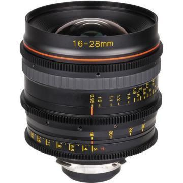 Tokina Tokina Cinema 16-28mm T3.0 Lens with PL Mount