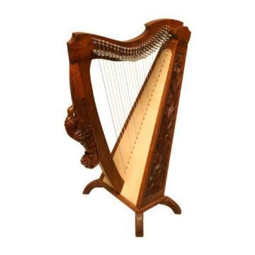 Roosebeck Woodland's Harp 26-Strings