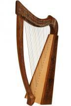 Roosebeck Heather Harp 22-String