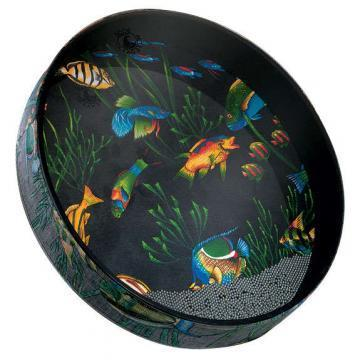 "Remo Ocean Drum 16x2.5"" – Fish"