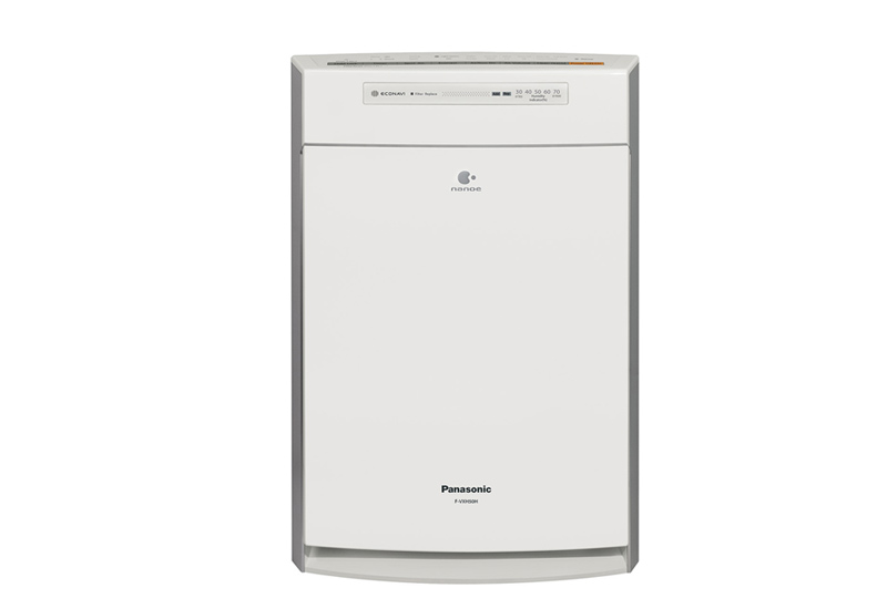 Panasonic F-VXH50H Humidifying nanoe Air Purifier (430ft²)
