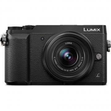 Panasonic LUMIX GX85 4K Mirrorless Interchangeable Lens Camera Kit
