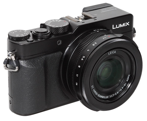 Panasonic LUMIX LX100 Integrated Leica DC Lens Camera