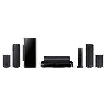 Samsung 3D Blu-ray 5.1 Home Theater System w/ Built-In Wi-Fi