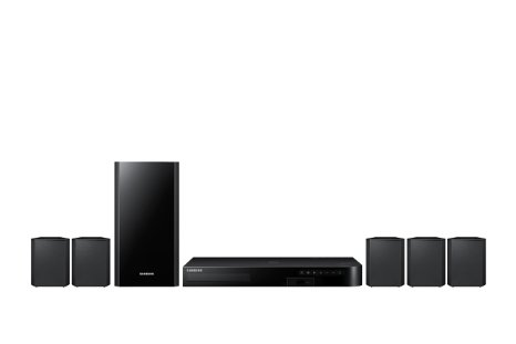 Samsung HT-J4500 5.1 3D Blu-ray Smart Home Theater System
