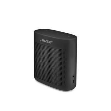 Bose SoundLink Color II Bluetooth Speaker, Soft Black