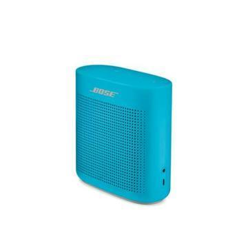 Bose SoundLink Color II Bluetooth Speaker, Aquatic Blue