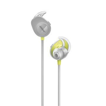 Bose SoundSport Earphones with Case, Citron