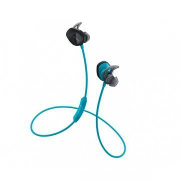 Bose SoundSport Earphones with Case, Aqua