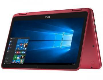"Dell Inspiron 11 3000 11.6"" Touch Intel Quad-Core Convertible Laptop"
