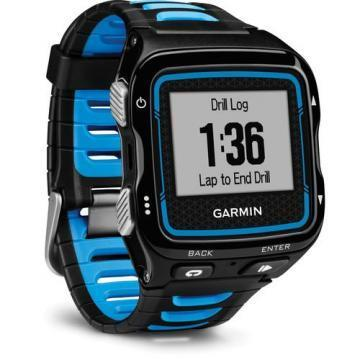 Garmin Forerunner 920XT Fitness Wristband (Black/Blue)