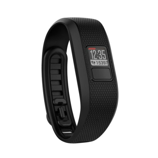 Garmin vivofit 3 Activity Tracker (Black, Regular)