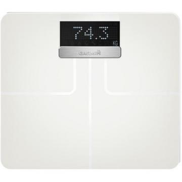 Garmin Index Wi-Fi Smart Scale (White)