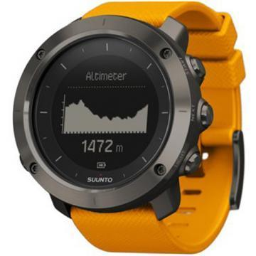 Suunto Traverse Amber Outdoor Watch