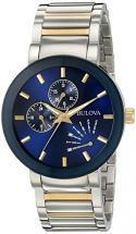Bulova Classic Multifunction Two Tone Chronograph