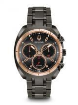 Bulova CURV Chronograph Black IP