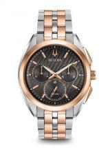 Bulova CURV Chronograph Two Tone