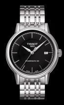 Tissot Carson Automatic Gent Black Dial Watch