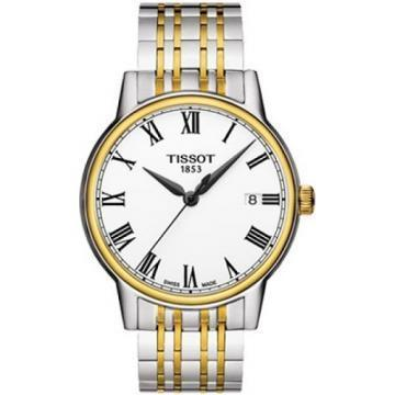 Tissot Carson Quartz Lady Two Tone Watch
