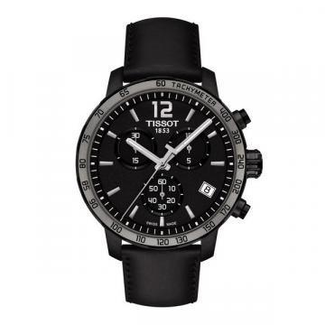 Tissot Quickster Chronograph All Black