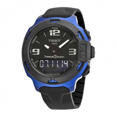Tissot T-Race Touch Aluminium Watch