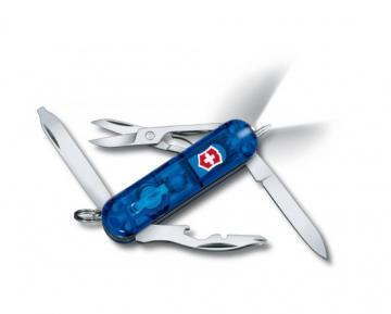 Victorinox Midnite Manager Blue Pocket Knife