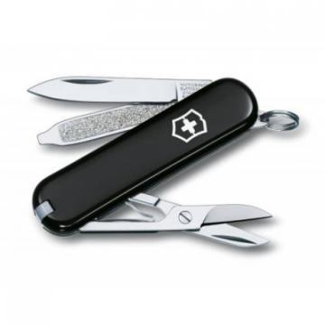 Victorinox Classic SD Black Pocket Knife