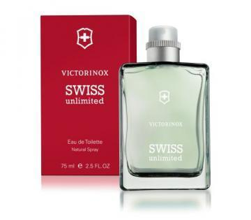 Victorinox Swiss Unlimited Eau de Toilette